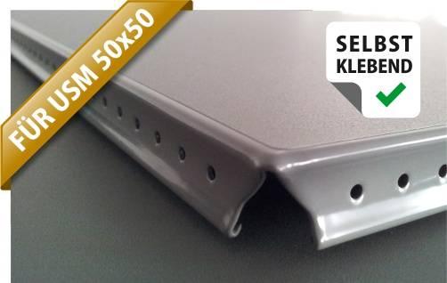 Schutzfolie für 50x50cm USM Tablare