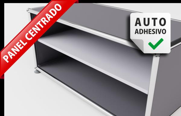 Lámina de protección para paneles centrado USM de 75 x 35 cm