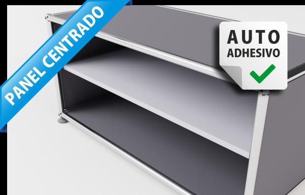 Lámina de protección para paneles centrado USM de 75 x 50 cm