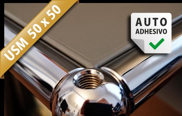 Lámina de protección para paneles USM de 50 x 50 cm