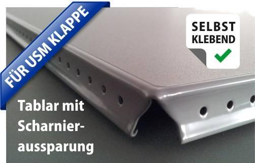 USM Kratzschutz Folie für Klappe 75x35cm